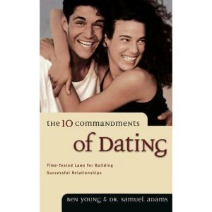 The Ten Commandments of Dating This is an open and shut case for the
