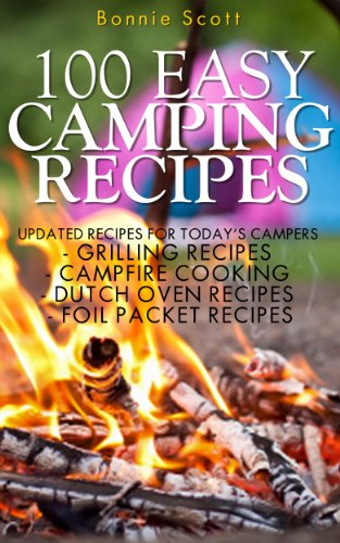 Best Camping Recipes Books Suggesting Best Books